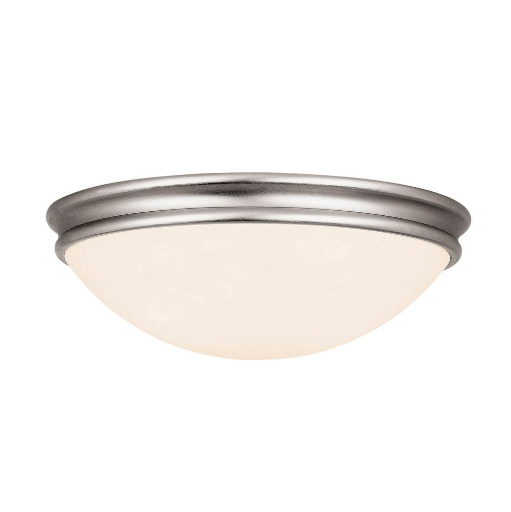 Access Lighting White Tuning Dimmable LED Flush Mount