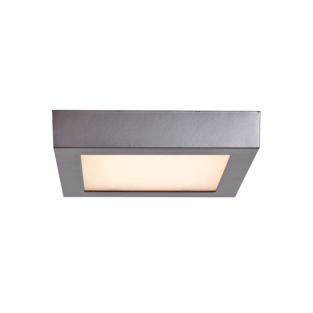 Access Lighting (s) Dimmable LED Square Flush Mount