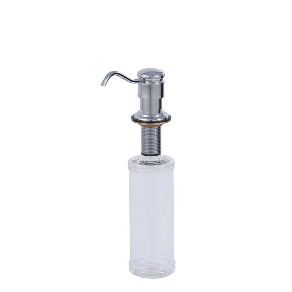 Aquabrass 40148 SOAP DISPENSER