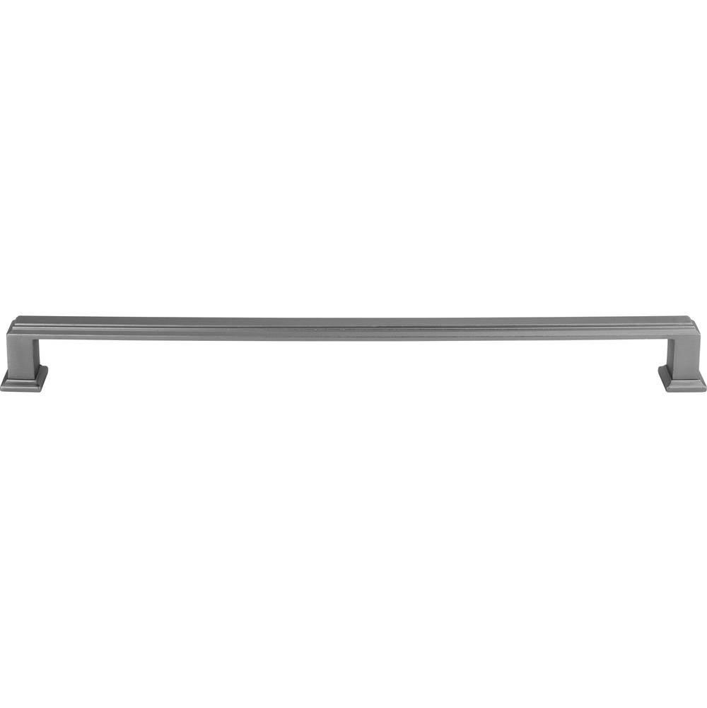 Atlas Sutton Place Pull 11 5/16 Inch (c-c) Slate