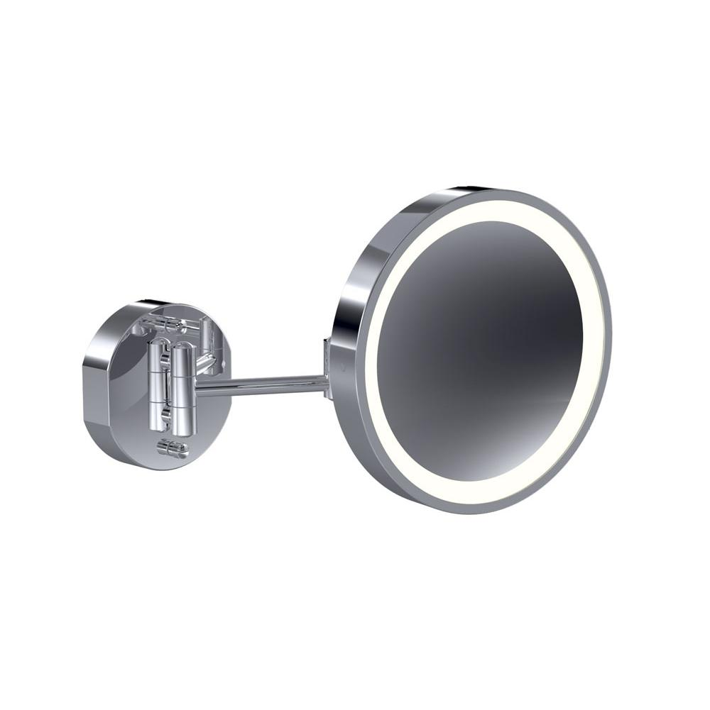 Baci Mirrors Baci Junior Double Arm Wall Mirror - Round