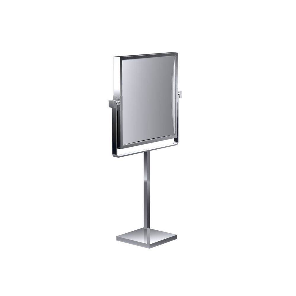 Baci Mirrors Baci Basic Square Table Mirror - Unlighted