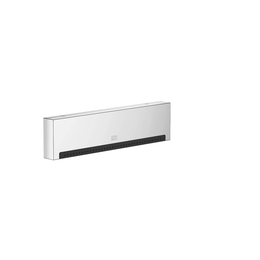 Dornbracht WATER FALL Cascade spout with PEARLSTREAM for wall-mounted installation