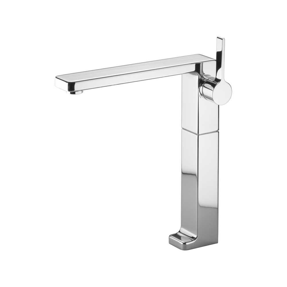 Dornbracht Single-lever lavatory mixer with extended shank without drain