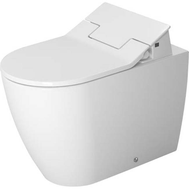 Duravit Duravit ME by Starck Floor-Mounted Toilet  White