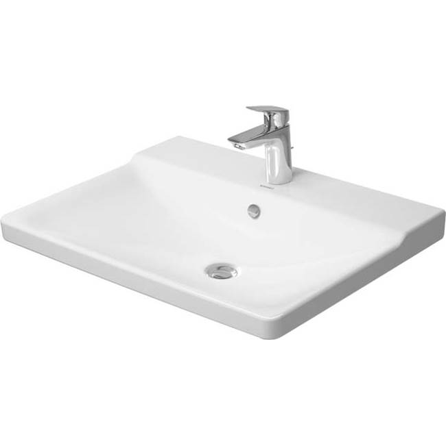 Duravit Duravit P3 Comforts Bathroom Sink  White