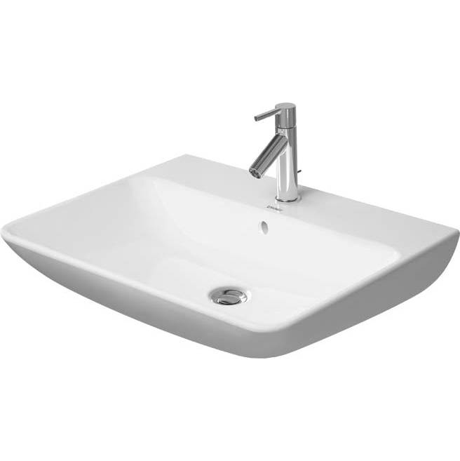 Duravit Duravit ME by Starck Bathroom Sink  White WonderGliss