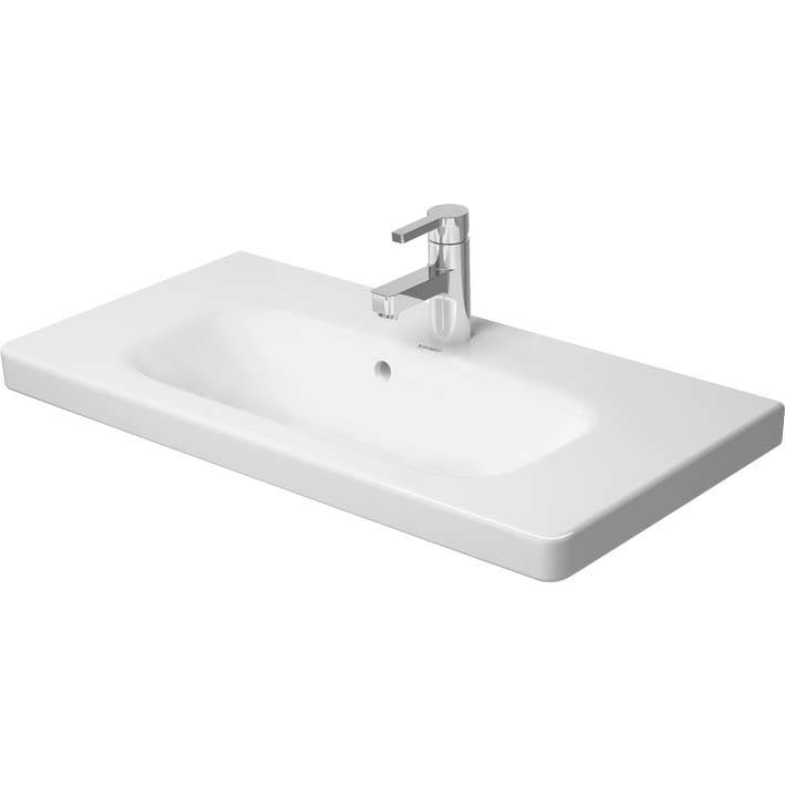 Duravit Duravit DuraStyle Bathroom Sink  White WonderGliss
