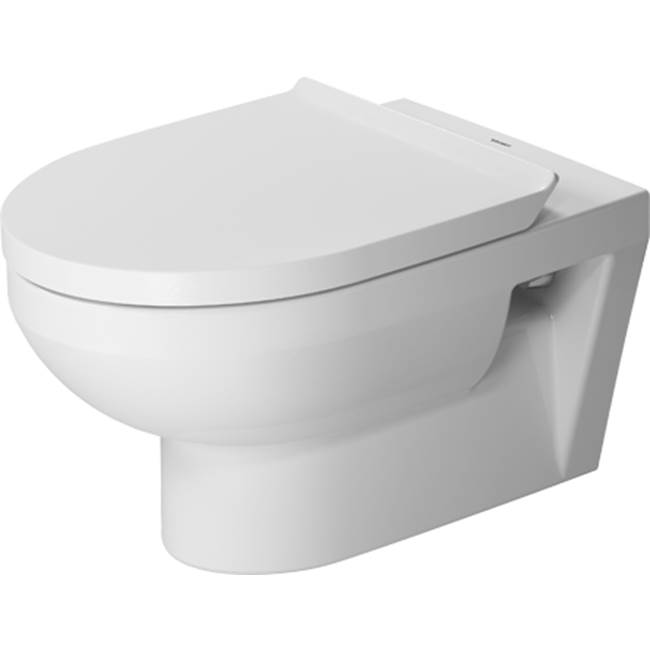 Duravit Duravit DuraStyle Basic Wall-Mounted Toilet  White