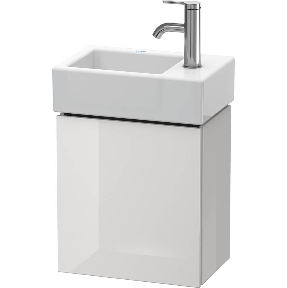 Duravit Duravit L-Cube Vanity Unit Wall-Mounted  White High Gloss
