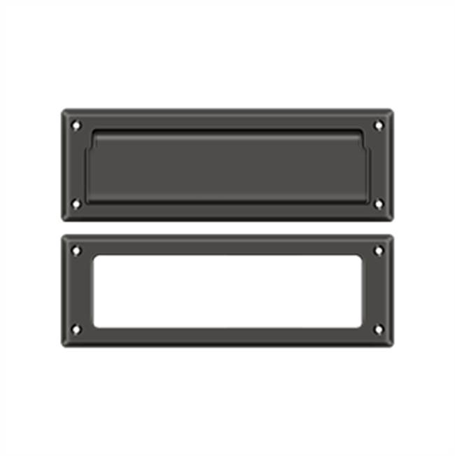 Deltana Mail Slot Kit Standard Sb 2 7/8 X 8 3/4, Oil Rubbed Bronze