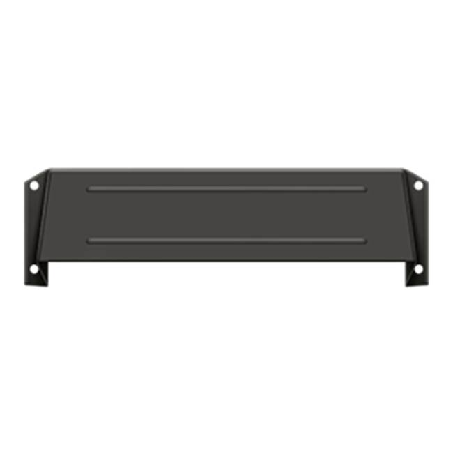 Deltana Hood For Mail Slot Kit Sb Proj 1 5/8'', Oil Rubbed Bronze