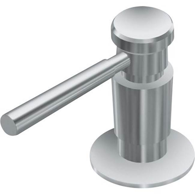Franke Absinthe Soap Dispenser Satin Nickel