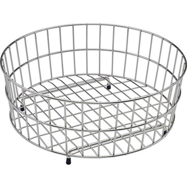Franke Drain Basket - Polished Stainless Steel