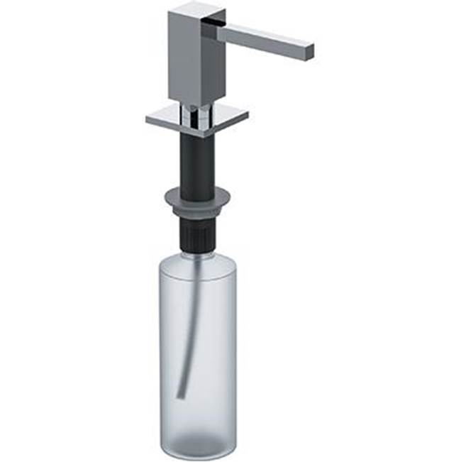 Franke Soap Dispenser Square Chrome