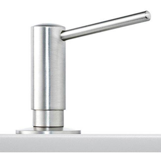Franke Ambient Soap Dispenser -Satin Nickel