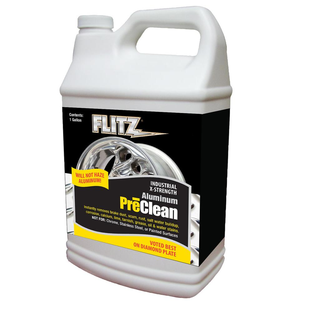 Flitz Metal Preclean; Industrial Strength -  All Metals-Including Stainless Steel