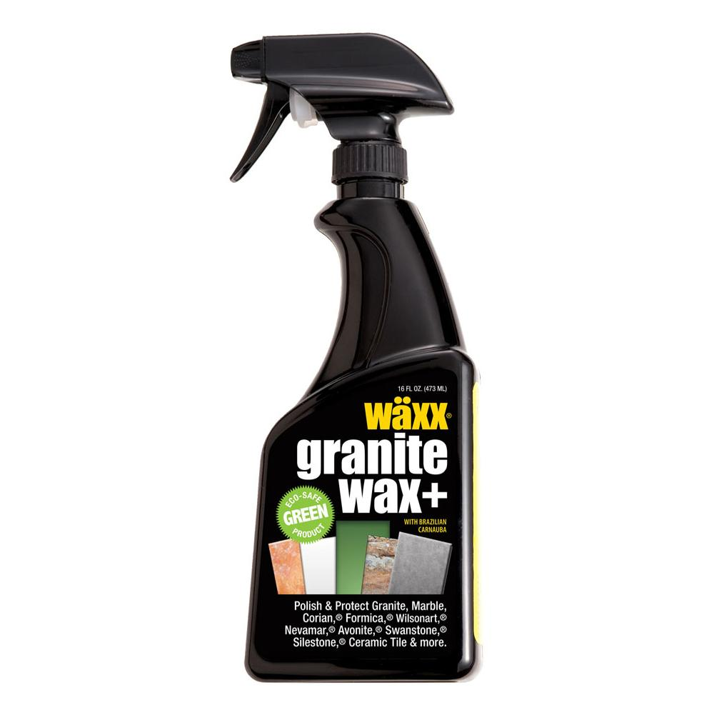 Flitz Granite Waxx Plus - Seal And Protect