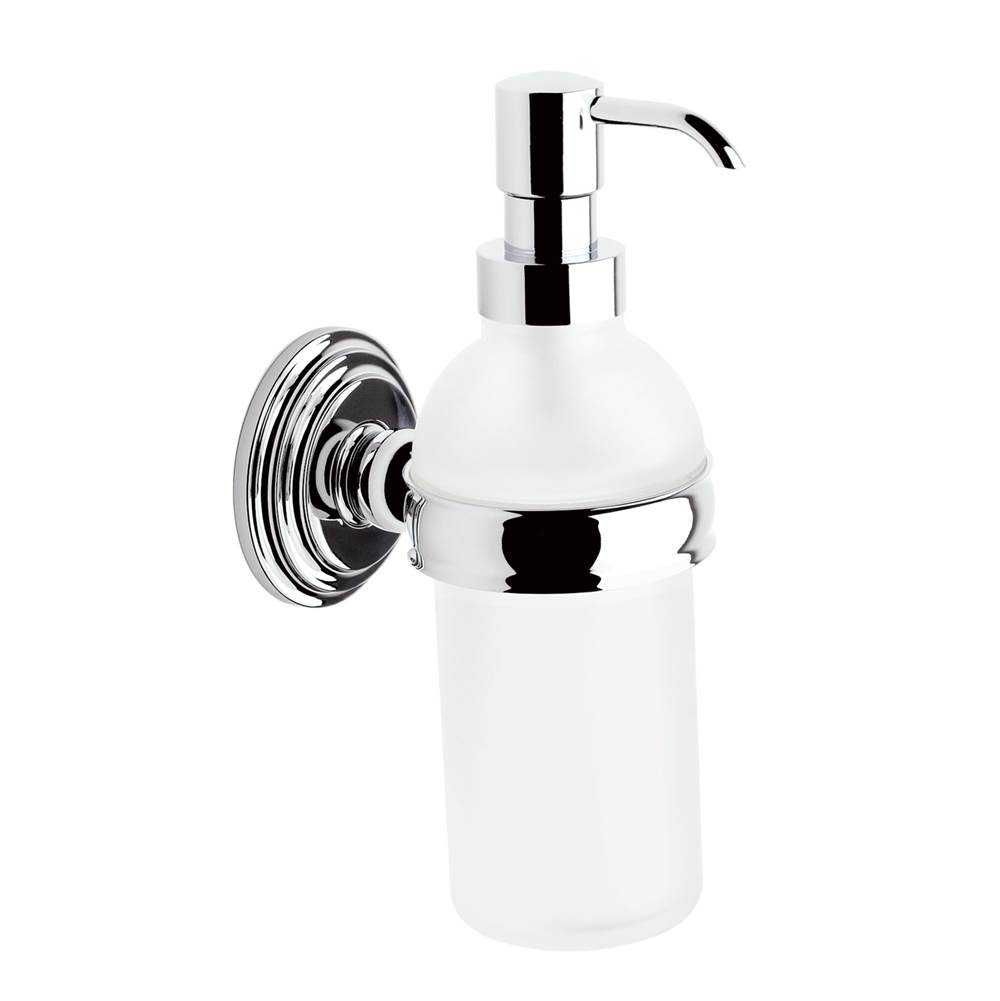 Ginger Soap/Lotion Dispenser