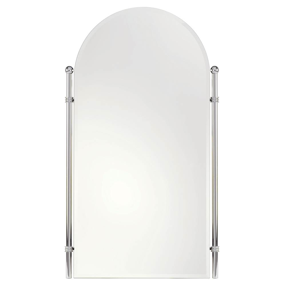 Ginger 20'' x 35'' Framed Mirror