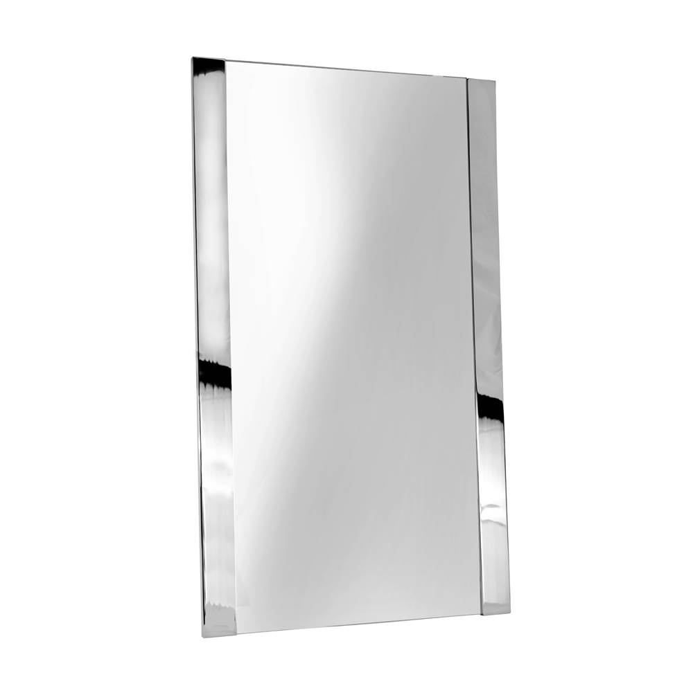Ginger 20'' x 34'' Framed Mirror