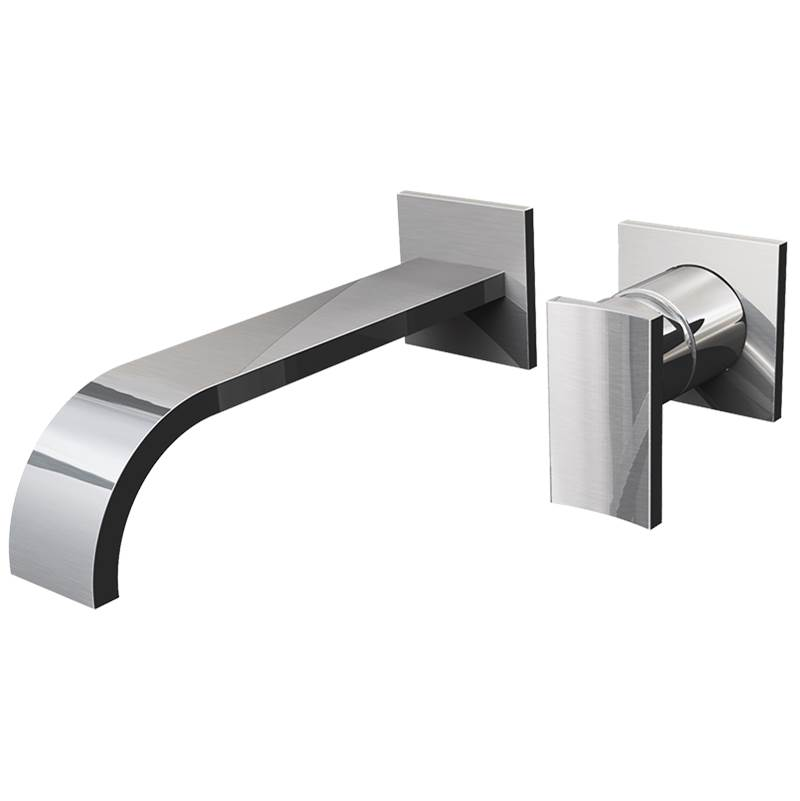 Graff Sade Wall-Mounted Lavatory Faucet - Trim Only