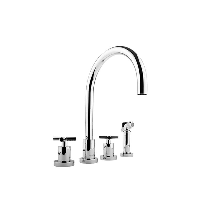 Graff Infinity Kitchen Faucet w/Side Spray