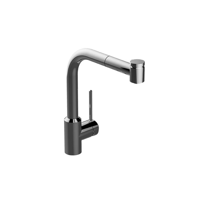 Graff M.E. 25 Pull-Out Kitchen Faucet