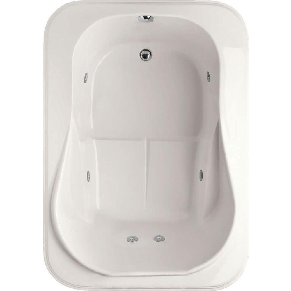 Hydro Systems CASSI 6042 AC TUB ONLY-BISCUIT