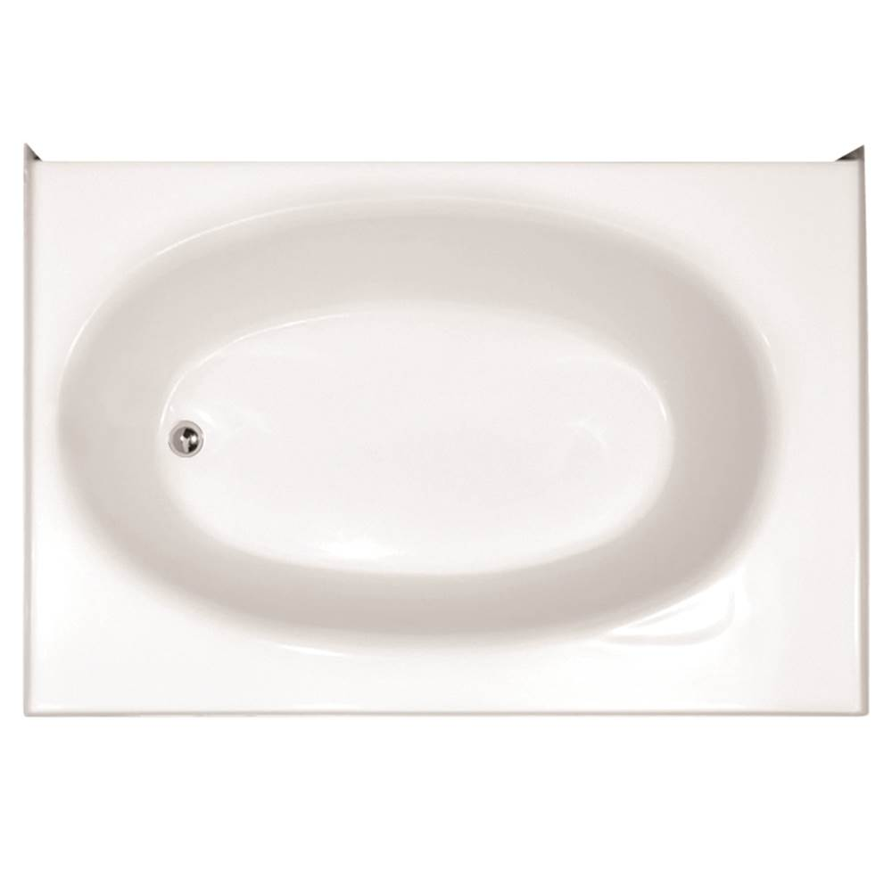 Hydro Systems KONA 6042X18 GC TUB ONLY-ALMOND-LEFT HAND