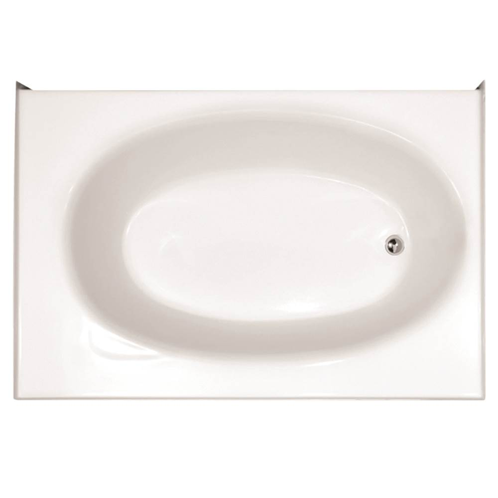 Hydro Systems KONA 6042X18 GC TUB ONLY-WHITE-RIGHT HAND
