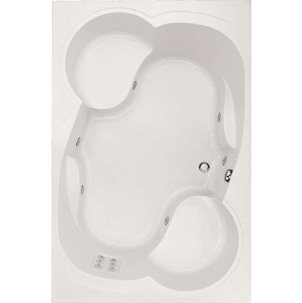 Hydro Systems MAKYLA 7548 AC TUB ONLY-BISCUIT
