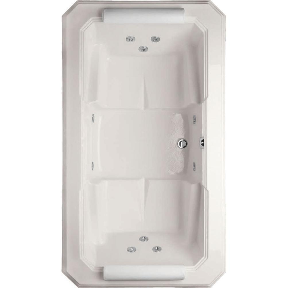 Hydro Systems MYSTIQUE 7844 AC TUB ONLY-WHITE