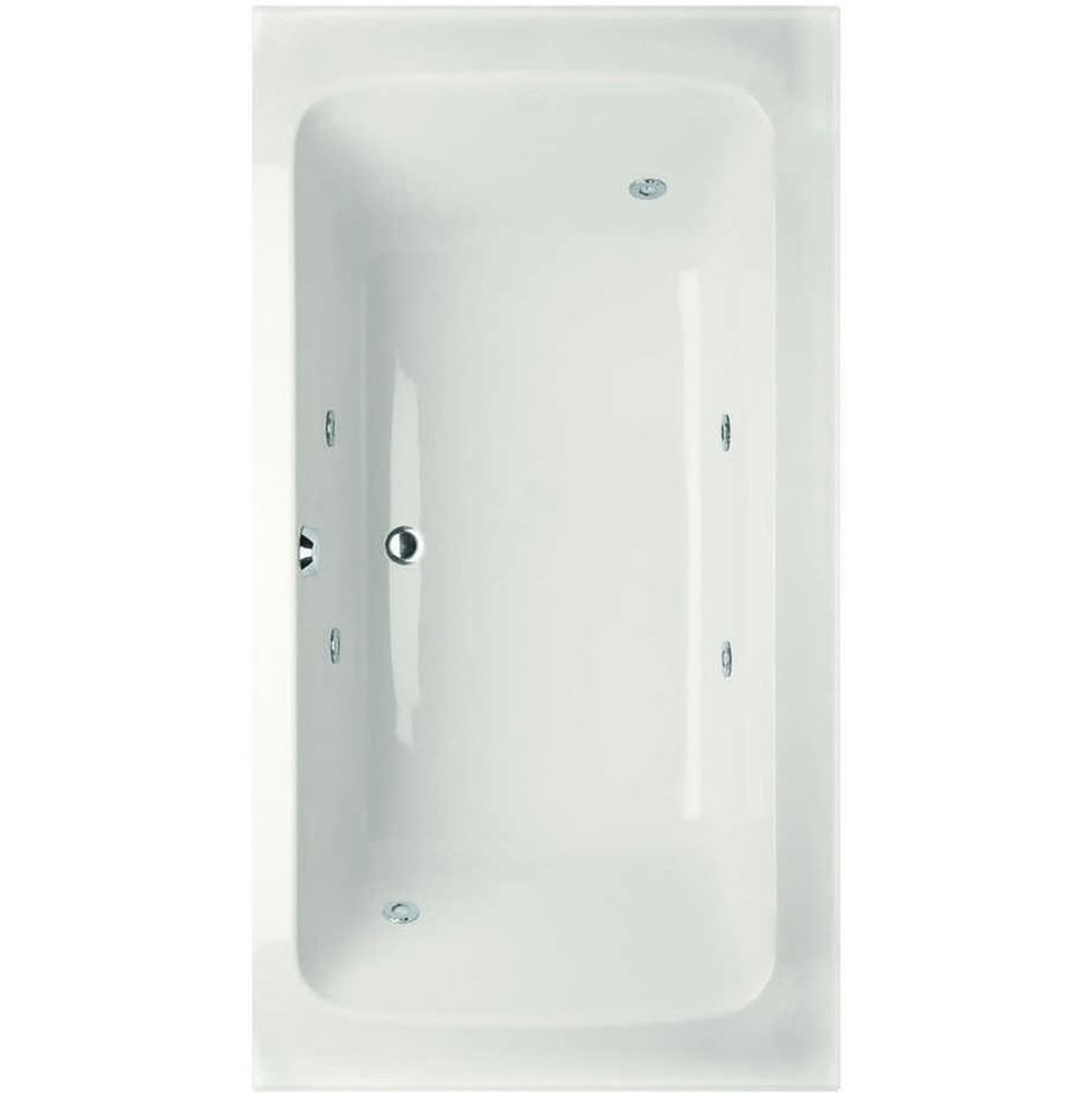 Hydro Systems RACHAEL 7236 AC TUB ONLY-BISCUIT