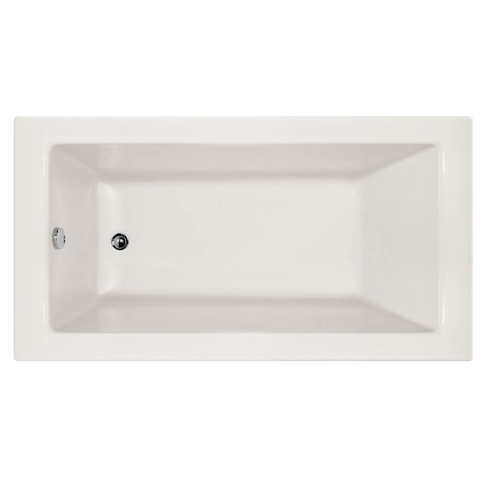 Hydro Systems SHANNON 6030 AC TUB ONLY-WHITE-RIGHT HAND