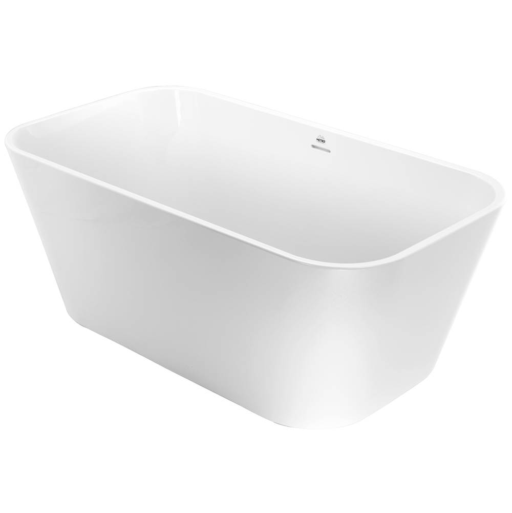 Hydro Systems SUMMERLIN 5731 METRO TUB ONLY-BISCUIT
