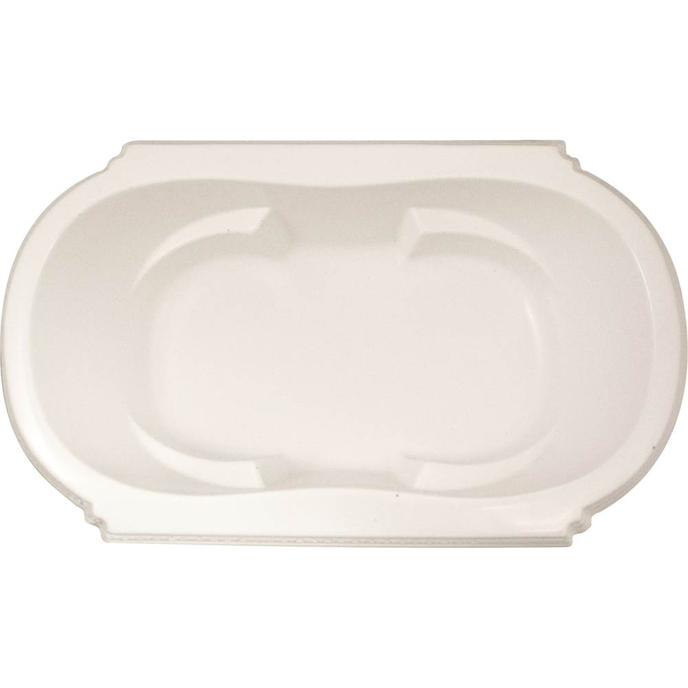 Hydro Systems TOPAZ 7445 STON TUB ONLY - BISCUIT