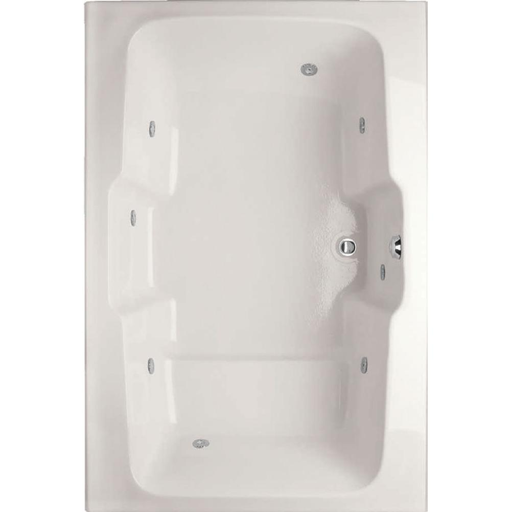 Hydro Systems VICTORIA 7348 AC TUB ONLY-BISCUIT