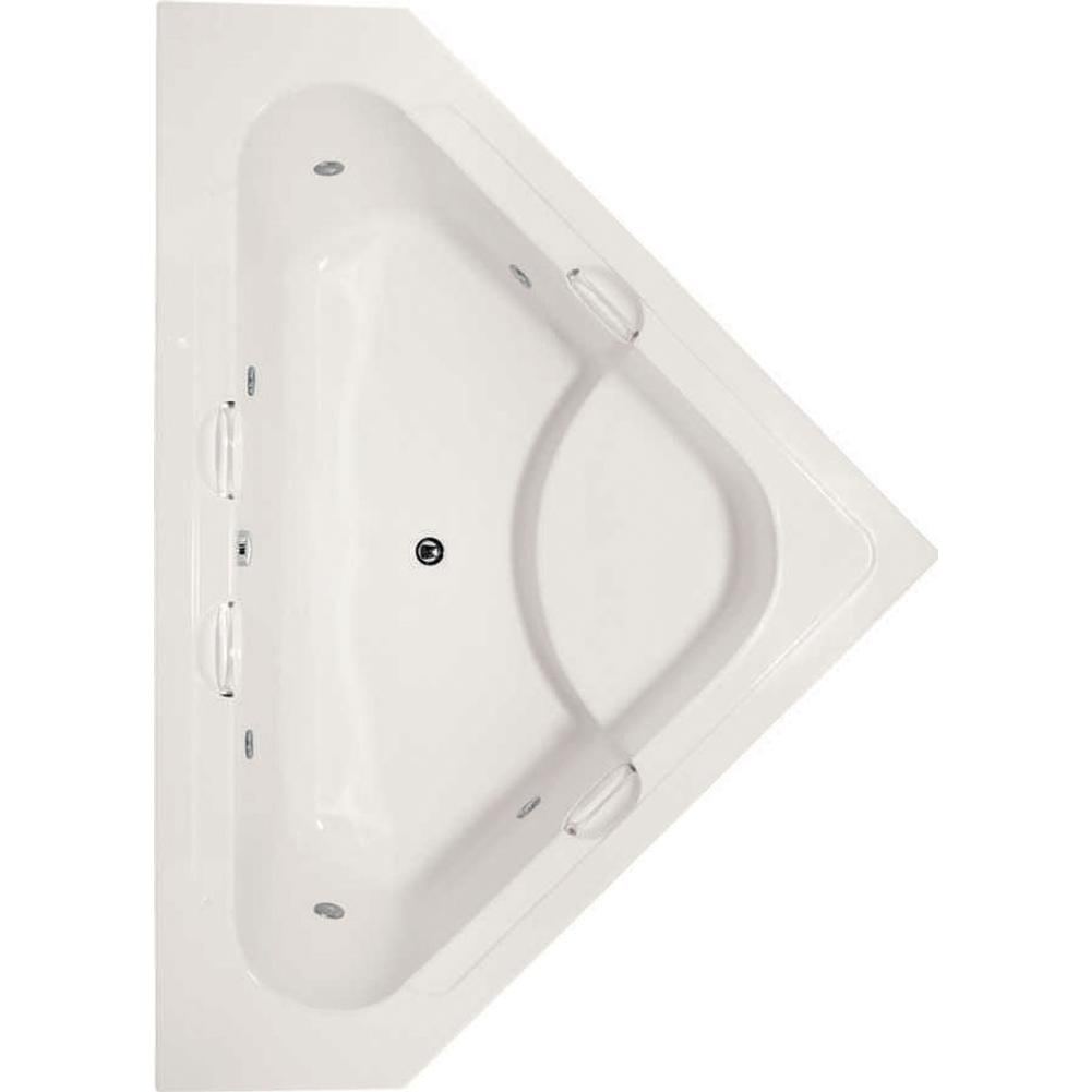 Hydro Systems WHITNEY 6262 AC W/COMBO SYSTEM-WHITE