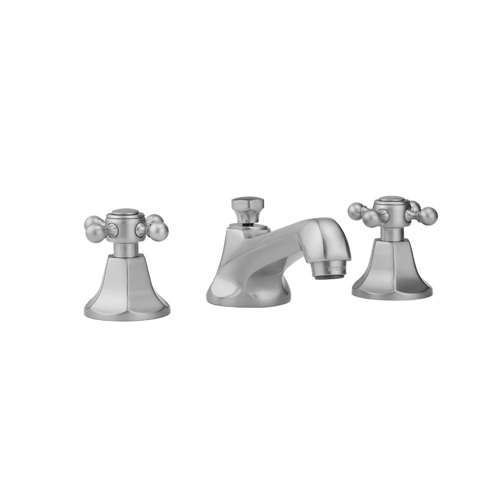 Jaclo Astor Faucet with Ball Cross Handles- 0.5 GPM