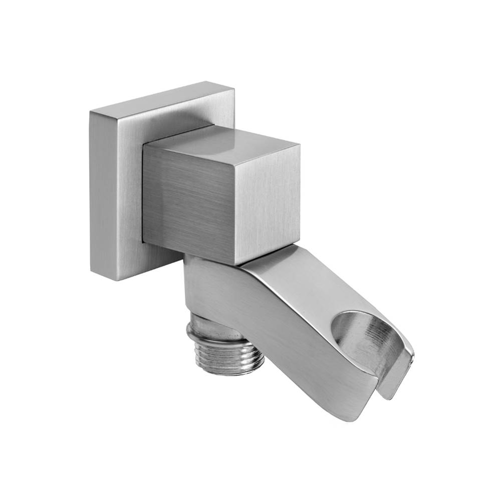 Jaclo CUBIX Water Supply Elbow with Handshower Holder