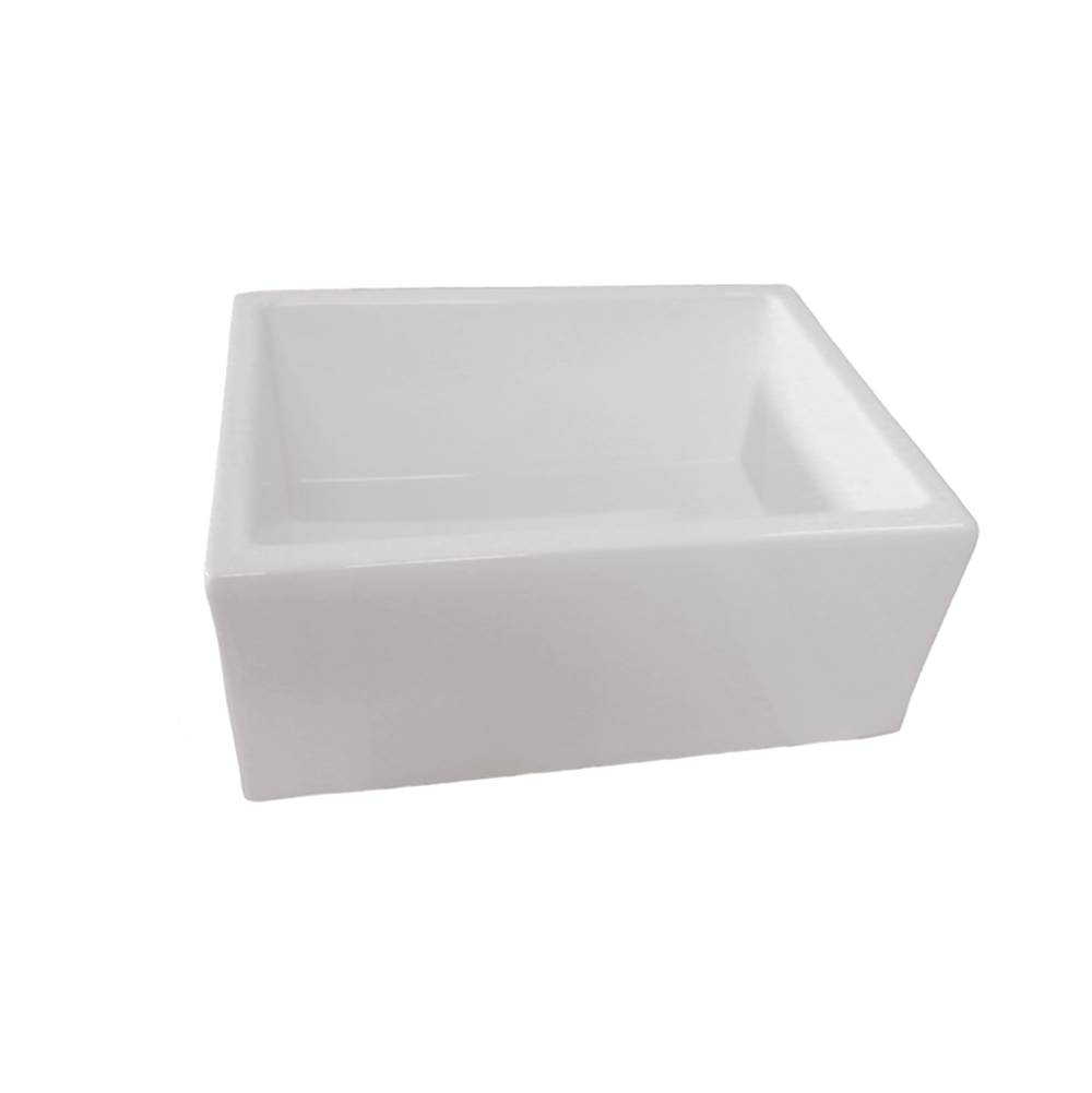 Maidstone 24 x 18 Fireclay Farmhouse Sink