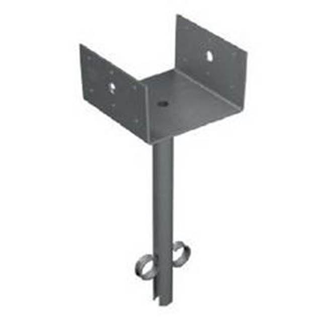 Simpson Strong-Tie Simpson Strong-Tie EPB66 Elevated Post Base, Steel