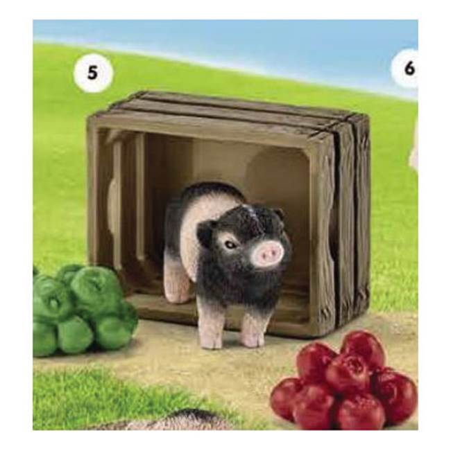 Schleich-S Schleich-S 42292 Mini-Pig Toy, 3 Years and Up Age