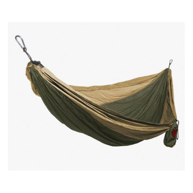 Miami Home Centers GRAND TRUNK SH-01 Single-Parachute Hammock, 400 lb Weight Capacity, 10.6 ft L, 5 ft W, Nylon