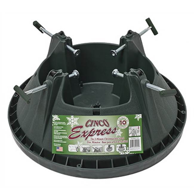 Miami Home Centers CINCO C-148E Medium Tree Stand, 2 gal Weight Capacity, 20 in L, 20 in W, Polypropylene