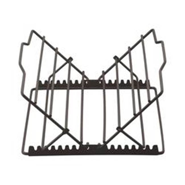 HIC HIC 43183 Adjustable, Non-Stick Roasting Rack, Chrome