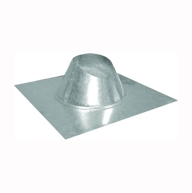Imperial Imperial GV1382 Roof Flashing, Galvanized Steel