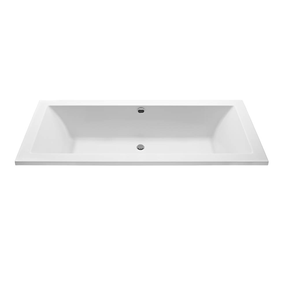 MTI Baths 86x36 BISCUIT UNDERMOUNT ULTRA THERAPY WP/ ARIA ELITE COMBO andrea 27