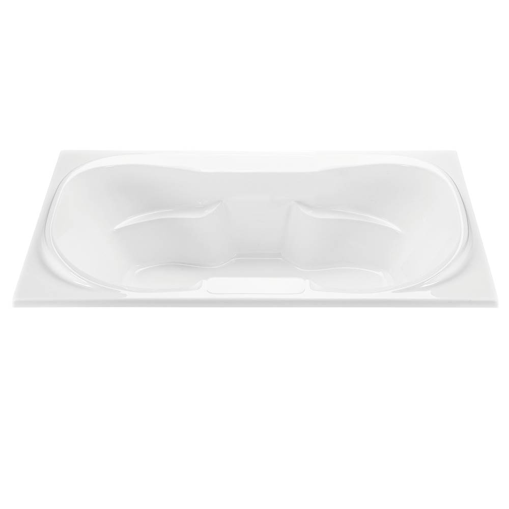 MTI Baths 72X42 ALMOND STANDARD WHIRLPOOL/AIR COMBO TRANQUILITY 1